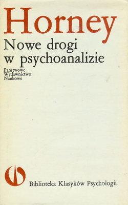 NOWE DROGI W PSYCHOANALIZIE