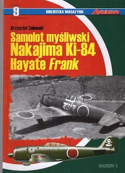 SAMOLOT MYŚLIWSKI NAKAJIMA KI-84