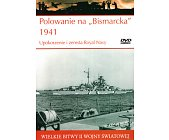 Szczegóły książki POLOWANIE NA BISMARCKA 1941