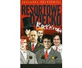 Szczegóły książki RESORTOWE DZIECKO ROCK'N'ROLLA