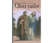 Szczegóły książki QUO VADIS