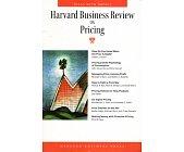 Szczegóły książki HARVARD BUSINESS REVIEW ON PRICING
