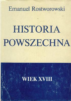 HISTORIA POWSZECHNA - WIEK XVIII