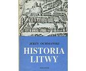 Szczegóły książki HISTORIA LITWY