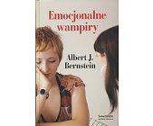Szczegóły książki EMOCJONALNE WAMPIRY