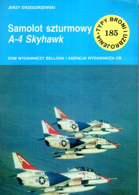 SAMOLOT SZTURMOWY A-4 SKYHAWK