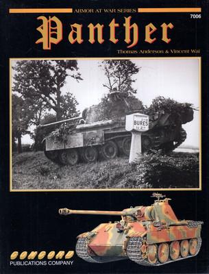 PANTHER (ARMOR AT WAR SERIES 7006)