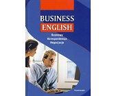 Szczegóły książki BUSINESS ENGLISH