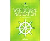 Szczegóły książki WEB DESIGN: NAVIGATION