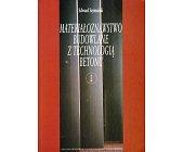 Szczegóły książki MATERIAŁOZNAWSTWO BUDOWLANE Z TECHNOLOGIĄ BETONU - 2 TOMY