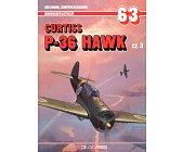 Szczegóły książki CURTISS P-36 HAWK CZ. 3 - MONOGRAFIE LOTNICZE 63
