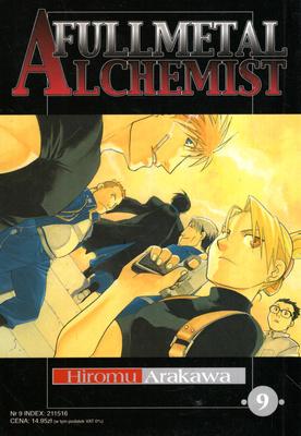 FULLMETAL ALCHEMIST - TOM 9
