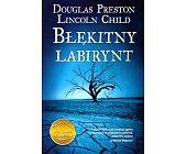 Szczegóły książki BŁĘKITNY LABIRYNT