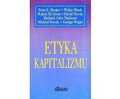Szczegóły książki ETYKA KAPITALIZMU