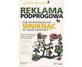 Szczegóły książki REKLAMA PODPROGOWA