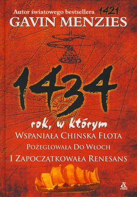 1434 ROK, W KTÓRYM WSPANIAŁA CHIŃSKA FLOTA POŻEGLOWAŁA DO WŁOCH...