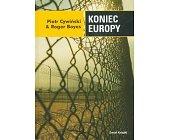 Szczegóły książki KONIEC EUROPY