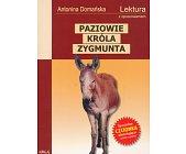 Szczegóły książki PAZIOWIE KRÓLA ZYGMUNTA