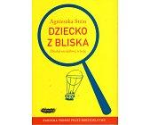 Szczegóły książki DZIECKO Z BLISKA