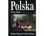 Szczegóły książki POLSKA - DWORY, DWORKI