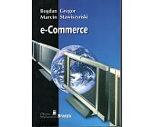 Szczegóły książki E-COMMERCE