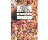 Szczegóły książki WIECZÓR POLKOWY W TALL PINE
