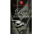 Szczegóły książki DOM JEDWABNY