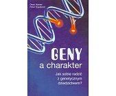 Szczegóły książki GENY A CHARAKTER ...