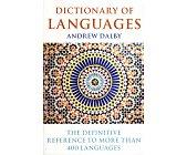 Szczegóły książki DICTIONARY OF LANGUAGES
