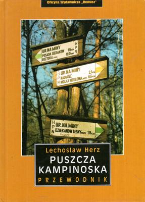 PUSZCZA KAMPINOSKA - PRZEWODNIK