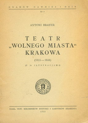 TEATR WOLNEGO MIASTA KRAKOWA