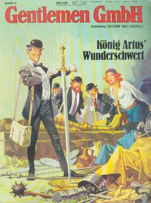 KONIG ARTUS WUNDERSCHWERT