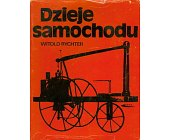 Szczegóły książki DZIEJE SAMOCHODU