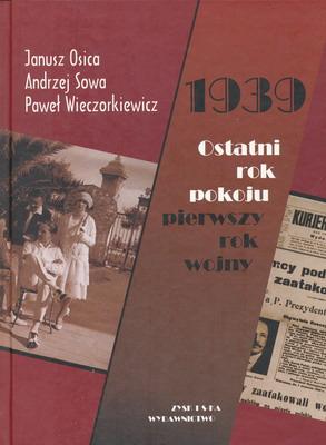 1939 OSTATNI ROK POKOJU