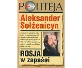 Szczegóły książki ROSJA W ZAPAŚCI