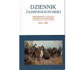 Szczegóły książki DZIENNIK Z KAMPANII ROSYJSKIEJ 1914 - 1916