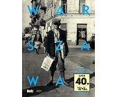 Szczegóły książki WARSZAWA - LATA 40.