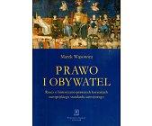 Szczegóły książki PRAWO I OBYWATEL