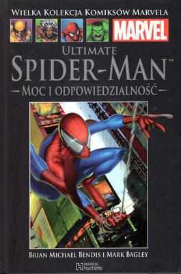 ULTIMATE SPIDER-MAN - MOC I ODPOWIEDZIALNOŚĆ (MARVEL 25)