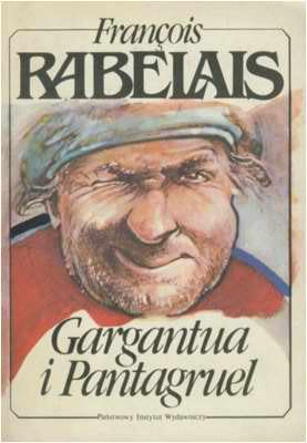 GARGANTUA I PANTAGRUEL - 2 TOMY