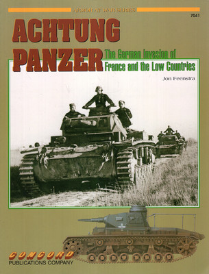 ACHTUNG PANZER (ARMOR AT WAR SERIES 7041)