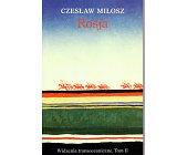 Szczegóły książki ROSJA - WIDZENIA TRANSOCEANICZNE.  TOM 2