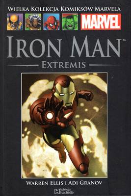 IRON MAN EXTREMIS (MARVEL 3)