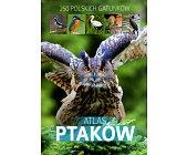 Szczegóły książki ATLAS PTAKÓW