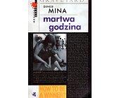 Szczegóły książki MARTWA GODZINA