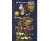 Szczegóły książki BURZA - TRYLOGIA MAGICZNYCH BURZ TOM II