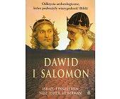Szczegóły książki DAWID I SALOMON. ODKRYCIA ARCHEOLOGICZNE, KTÓRE PODWAŻYŁY WIARYGODNOŚĆ BIBLII
