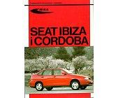 Szczegóły książki SEAT IBIZA I CORDOBA