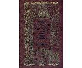 Szczegóły książki KRONIKA POLSKA, LITEWSKA, ŻMÓDZKA I WSZYSTKIEJ RUSI - 2 TOMY