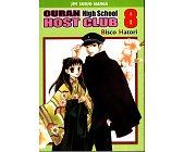 Szczegóły książki OURAN HIGH SCHOOL HOST CLUB - TOM 8